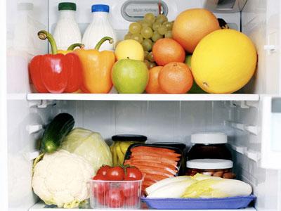 Almacenamiento de los alimentos