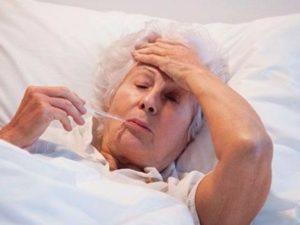 'gripe en ancianos