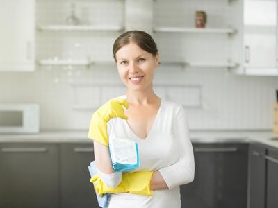 contrato de una empleada del hogar