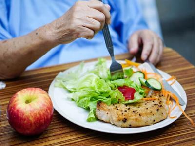 desnutrición en mayores