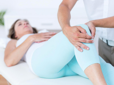 fisioterapia a domicilio retención de líquidos